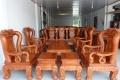 Khám phá mẫu bàn ghế gỗ phòng khách giá rẻ, chất lượng bán chạy nhất hiện nay tại Cơ sở mộc Đức Tính