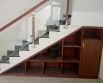 Cầu thanh gỗ mẫu 1