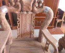Ghế gỗ mẫu 01