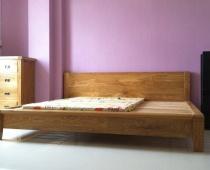 Giường gỗ 01