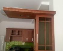 Kệ bếp gỗ 01